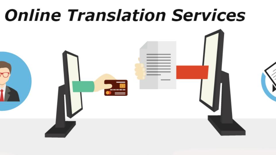 طراحی سایت برای ترجمه (ترجمه آنلاین)